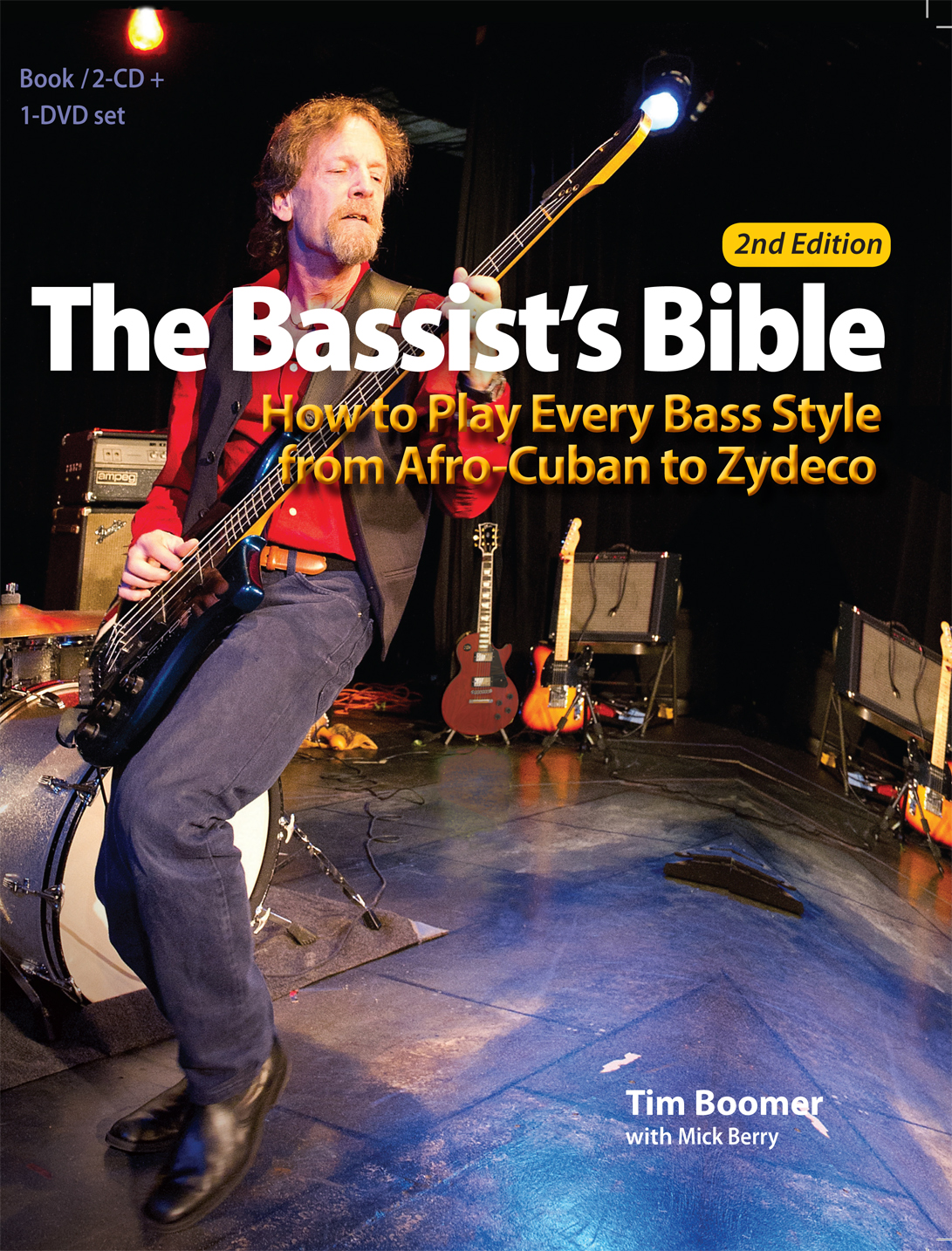 Bassists Bible 2nd Edition Cover